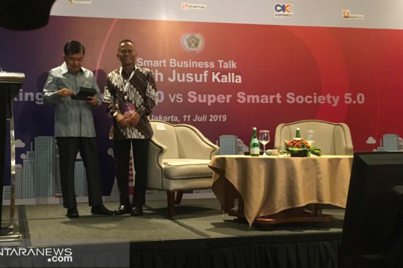 Wapres Jusuf Kalla: Pemberlakuan pajak digital masih menjadi masalah dunia