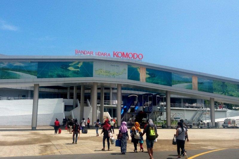Bandara Komodo bakal jadi bandara internasional