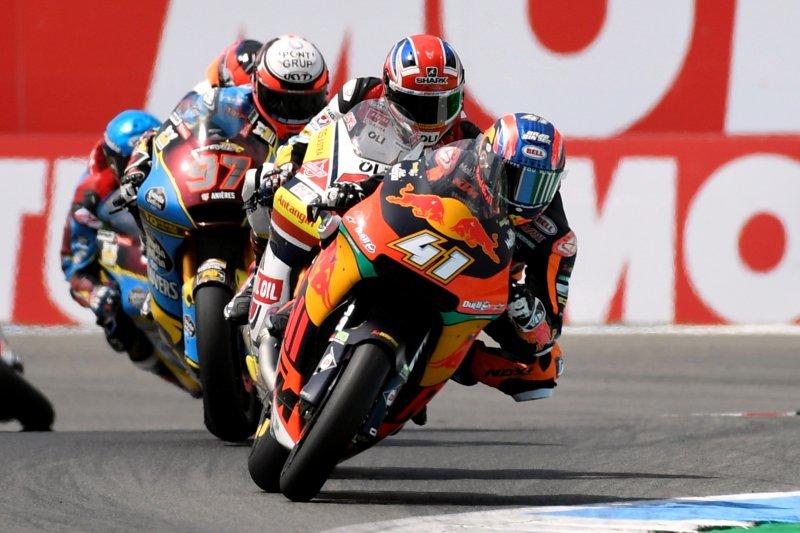 KTM memboyong Brad Binder ke MotoGP