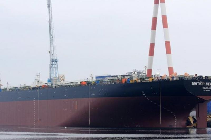 Inggris: Tiga kapal Iran  hadang kapal kami di Teluk
