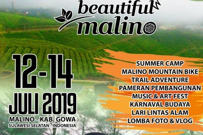 Pendaftar perkemahan Beautiful Malino di Kabupaten Gowa membludak