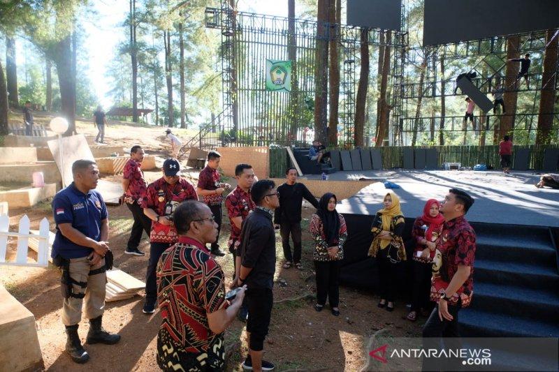Bupati Gowa pastikan persiapan Event Beautiful Malino 2019