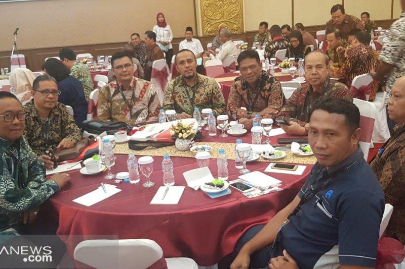 Kadis Kominfo Sijunjung ikuti Munas digagas LKBN ANTARA