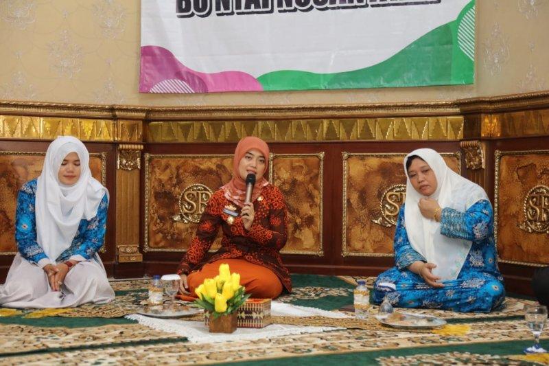 Wagub Lampung lepas peserta Silatnas Bu Nyai Nusantara ke Surabaya