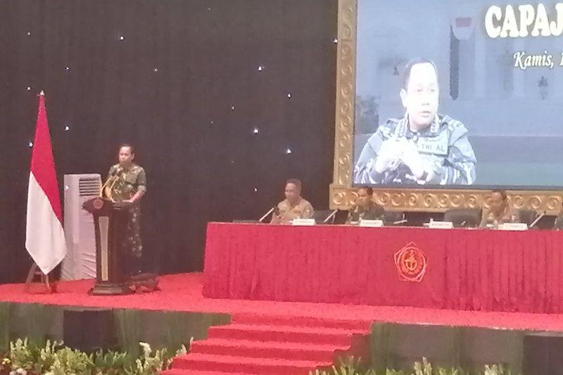 Danjen Akademi TNI ingatkan 781 Capaja TNI-Polri tak berkhianat kepada NKRI