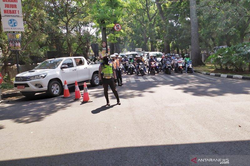 Rekayasa Jalan Sukajadi-Setiabudi sebabkan kemacetan arah Pasteur Bandung