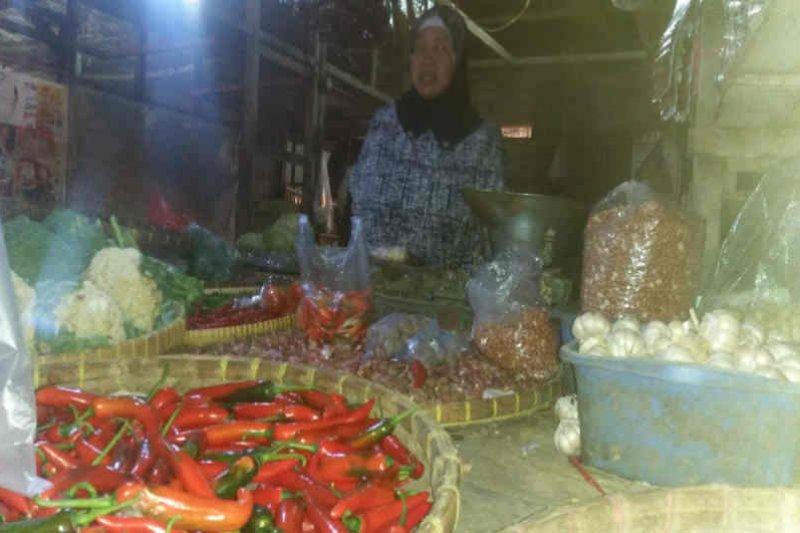 Harga cabai rawit di Indramayu tembus Rp70.000 per kilogram