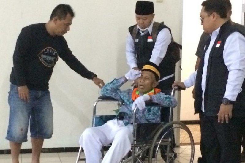 Seorang calon haji asal Tasikmalaya meninggal dunia