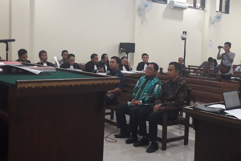 Pekan lalu, Jaksa KPK hadirkan tiga saksi dalam sidang fee proyek Mesuji