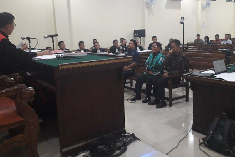 """Saksi tak larang pengadaan proyek Dinas PUPR Mesuji secara """"plotting"""""""