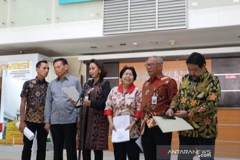 192 orang lulus seleksi administrasi calon pimpinan KPK