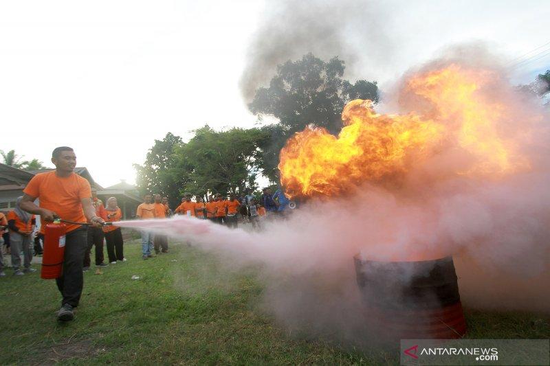 Pelatihan desa tangguh bencana