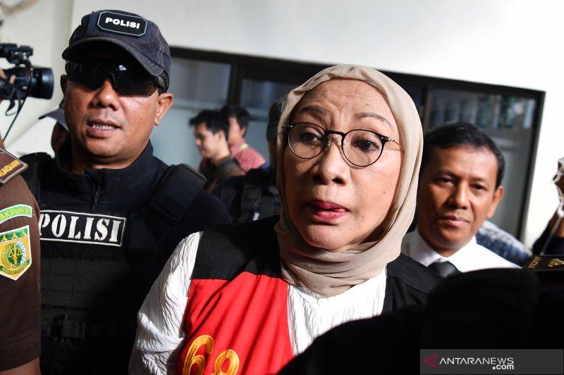 Hadiri pembacaan vonis, Ratna Sarumpaet tiba di PN Jaksel