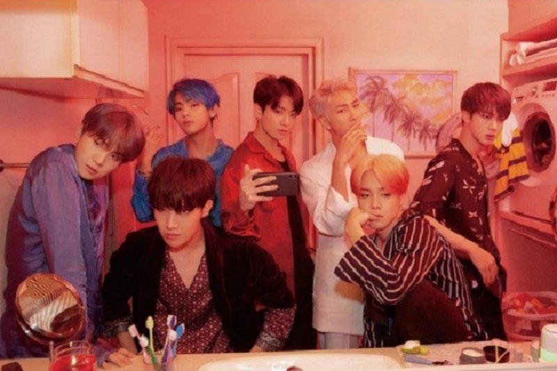 BTS jadi satu-satunya artis Korsel dengan penghasilan tertinggi di dunia
