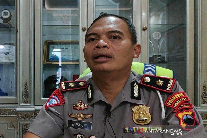 Polisi identifikasi pelaku tabrak lari di flyover Manahan