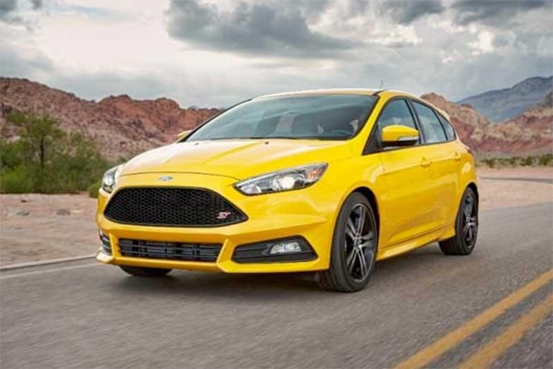 Ford menarik puluhan ribu Focus buatan 2012 hingga 2017