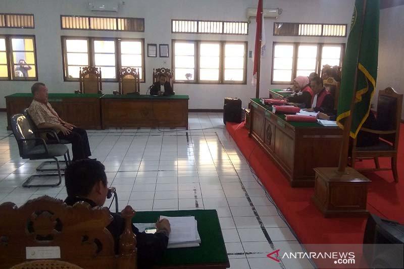 Ketua Asprov PSSI Jateng divonis satu tahun sembilan bulan penjara