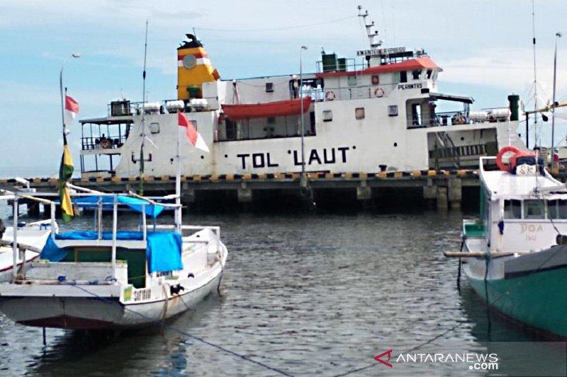 Arus pelayaran di Sulbar meningkat selama Juli 2019