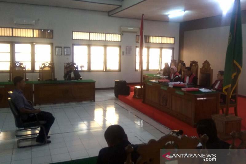 Wasit PSSI Nurul Safarid divonis 1 tahun penjara