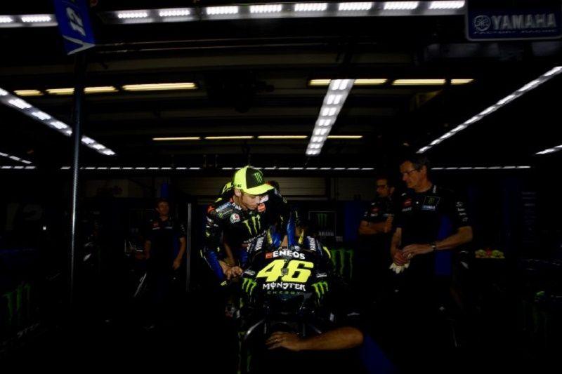 Rossi, Vinales akan uji purwarupa motor Yamaha 2020 di Brno