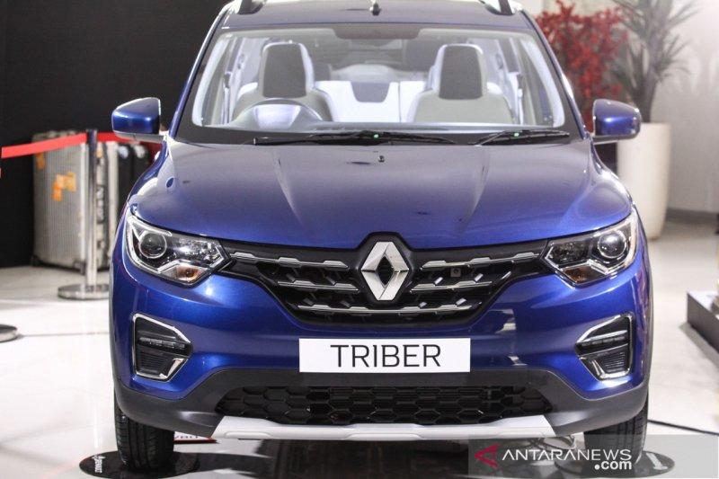 Modal Renault Triber bersaing di Indonesia
