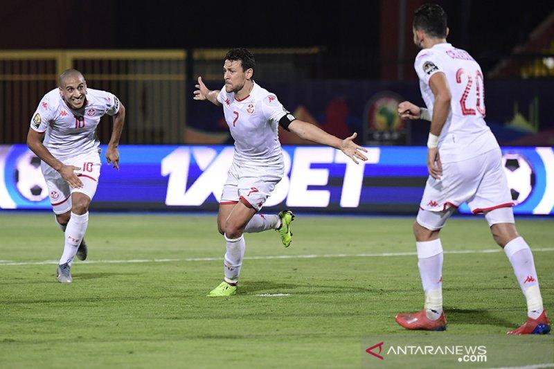Tunisia hentikan mimpi indah Madagaskar di perempat final