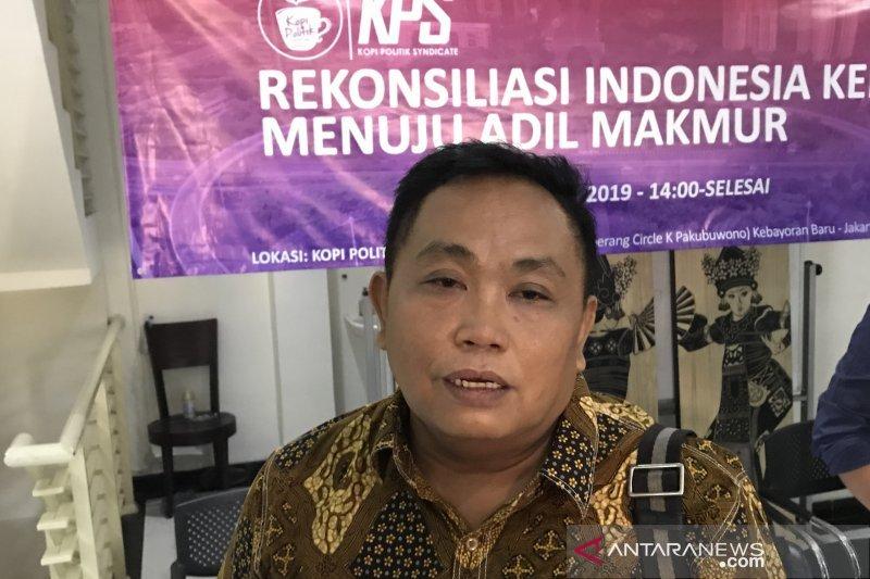 Pimpinan KPK baru - Gerindra: Pimpinan KPK harus tolak revisi UU KPK