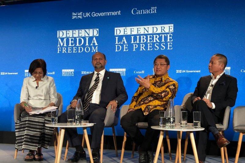 Ternyata kebebasan dan kepemilikan partai politik atas media di Asia jadi sorotan di London