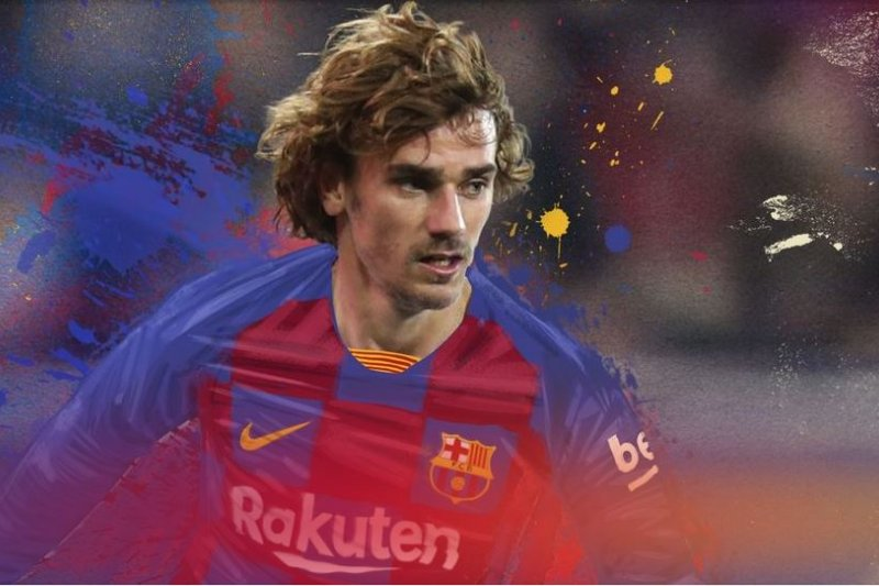 Barcelona selesaikan  transfer Griezmann dari Atletico Madrid
