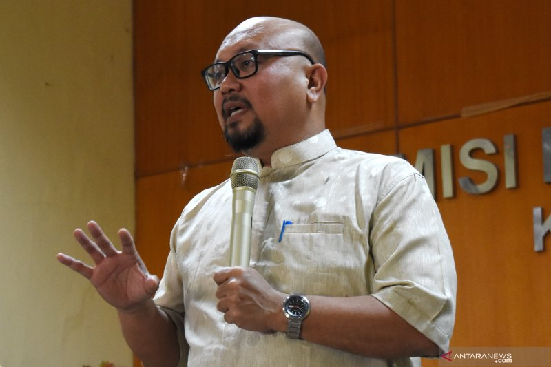 Ilham: Saya bukan diberhentikan dari anggota KPU RI
