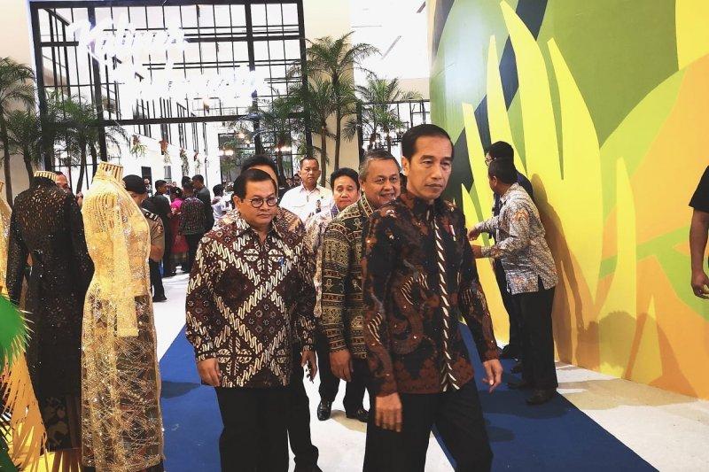 Presiden Jokowi minta parpol ajukan profesional muda sebagai menteri