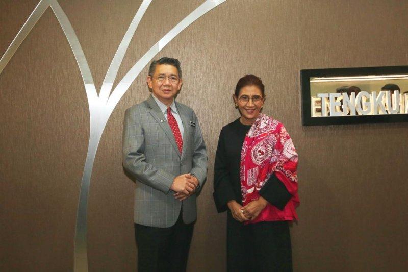 Indonesia-Malaysia perkuat kerja sama sektor perikanan