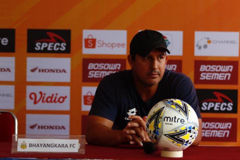 Bhayangkara FC pecat Alfredo Vera