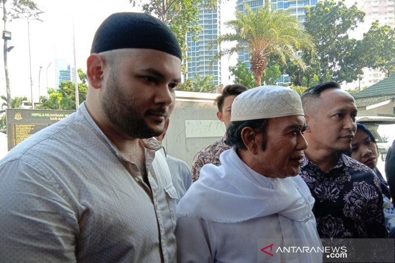Ridho Rhoma jalani delapan bulan penjara di Rutan Salemba
