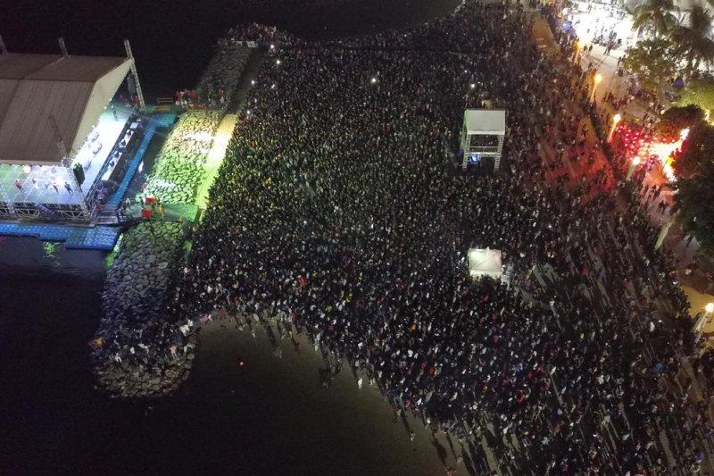 Ancol Taman Impian kembali gelar konser musik di tepi pantai