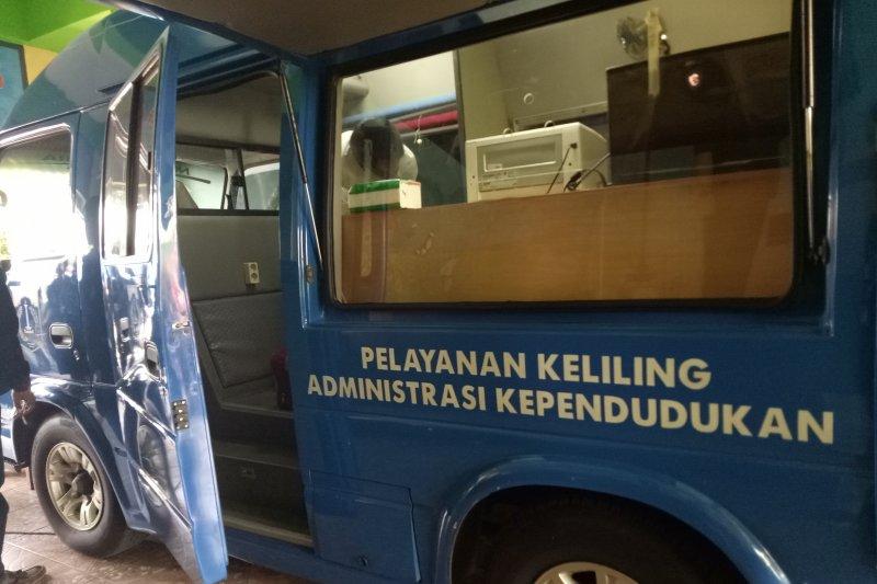 Disdukcapil sediakan mobil pelayanan keliling untuk korban kebakaran
