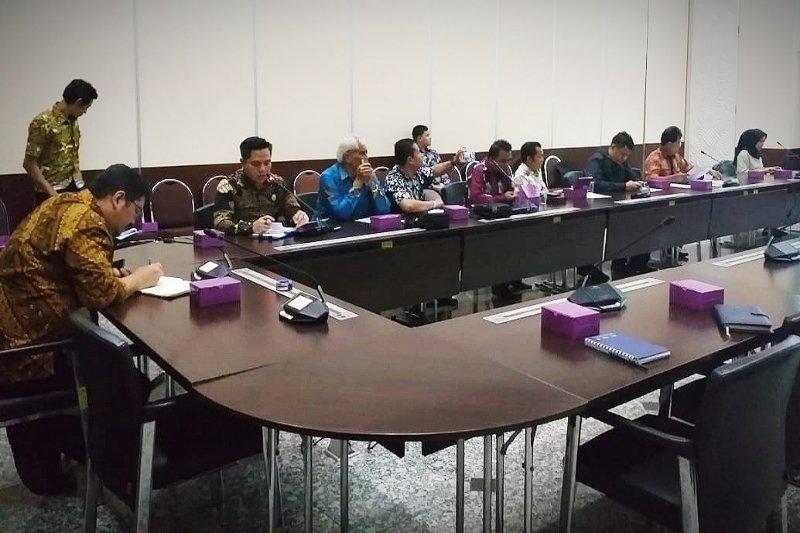DPRD Barito Timur kunjungi Bappenas untuk sinkronisasi perencanaan pembangunan