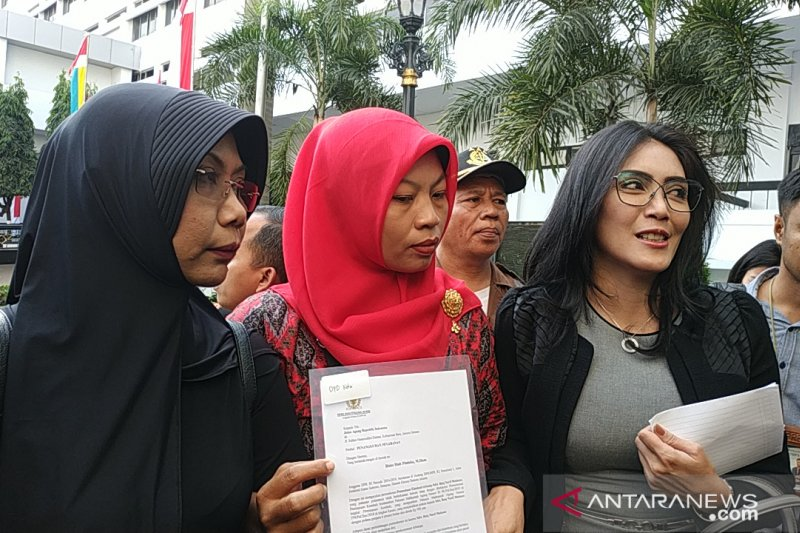 Rieke Diah Pitaloka: ada 132 permohonan penangguhan eksekusi untuk Baiq Nuril