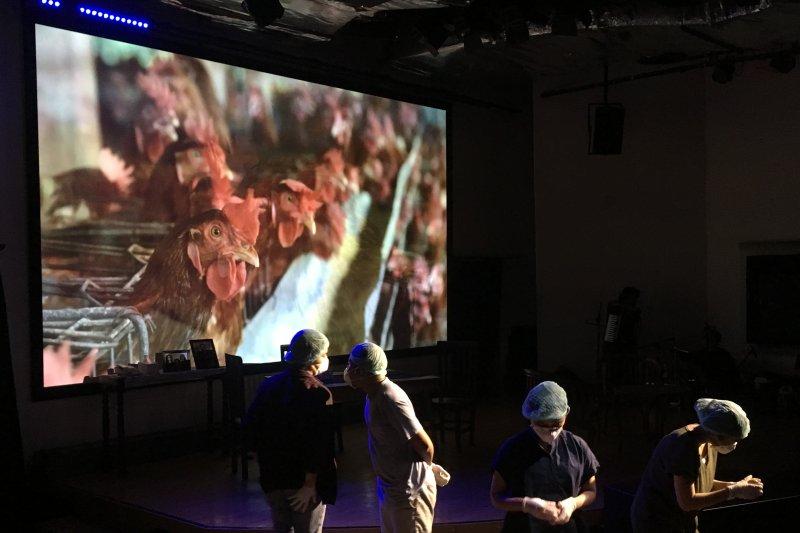 Petunjukan 'Sun' mengemas isu kesehatan ternak lewat panggung teater