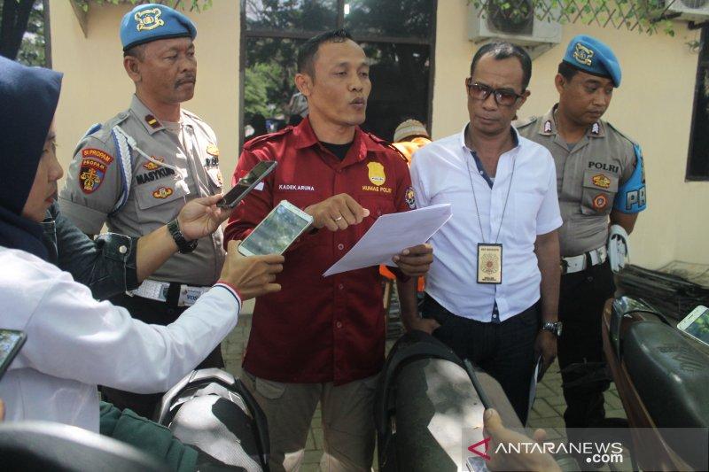 Polres Palu tangkap remaja setelah 40 kali mencuri