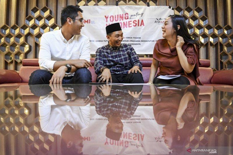 Usai pertemuan Jokowi-Prabowo, giliran kelompok milenial serukan persatuan bangsa