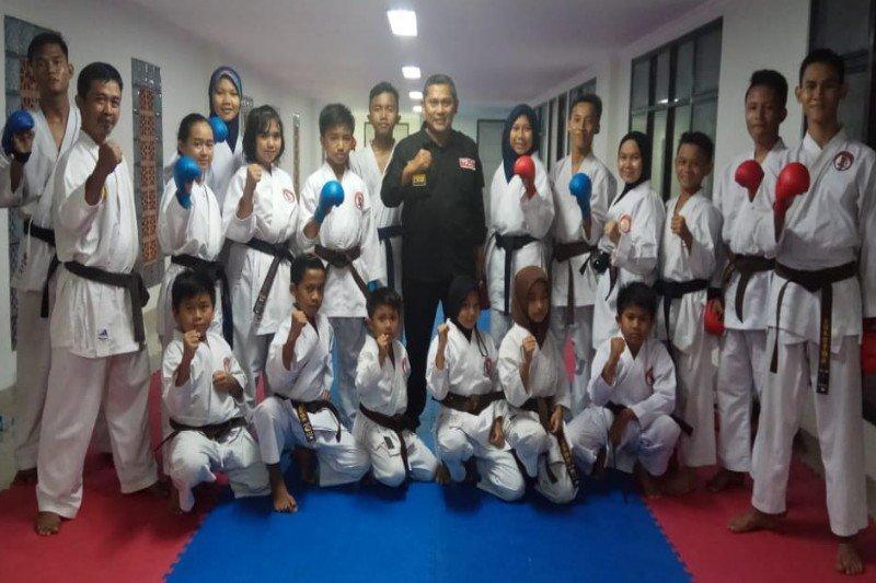 Pulpis kirim delapan karateka ikuti O2SN