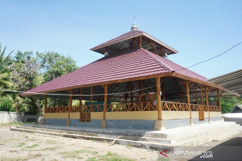 Enam masjid ramah gempa dibangun PMI di Lombok NTB