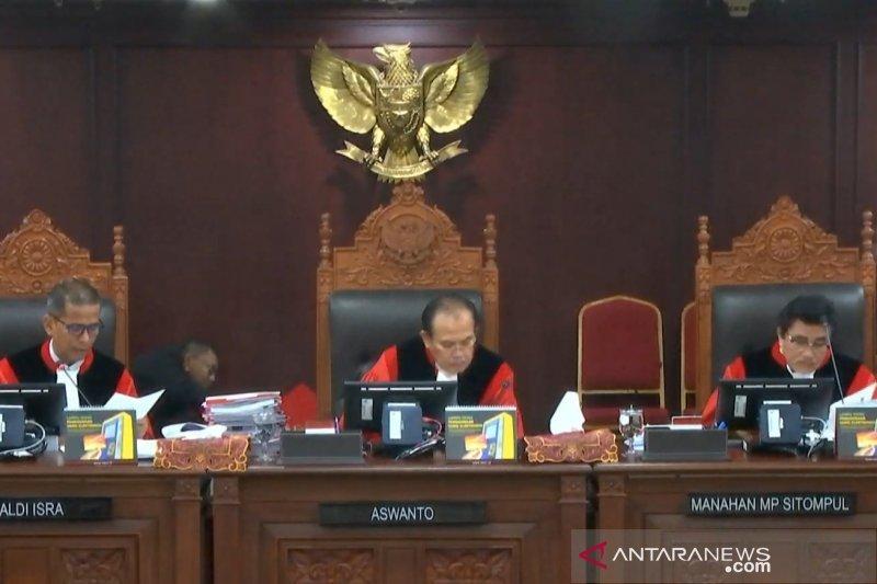 Sidang Pileg kuasa hukum PAN ingin pinjam berkas permohonan dari hakim