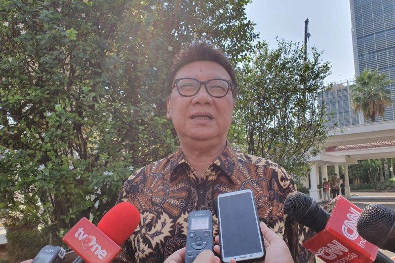Mendagri panggil Wagub Kepulauan Riau pascapenahanan Nurdin Basirun