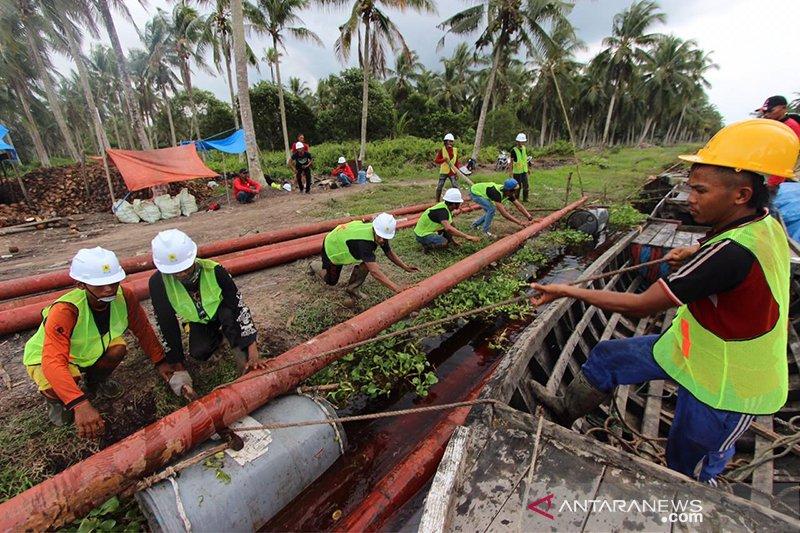 Pemprov Riau akan kucurkan bantuan Rp200 juta per desa tahun ini