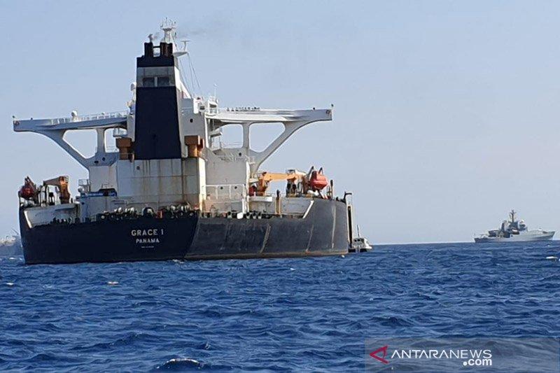 Gibraltar nyatakan Penyitaan tanker Iran keputusan pemerintah