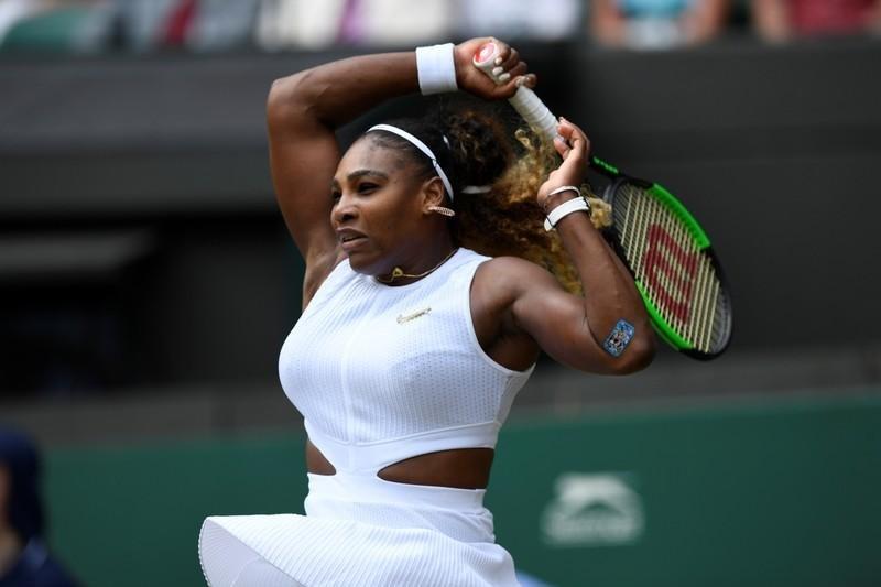 Serena tantang Halep di final
