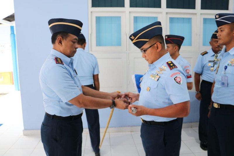 Mayor Arief Sudjatmiko jabat Danden TNI AU Wamena