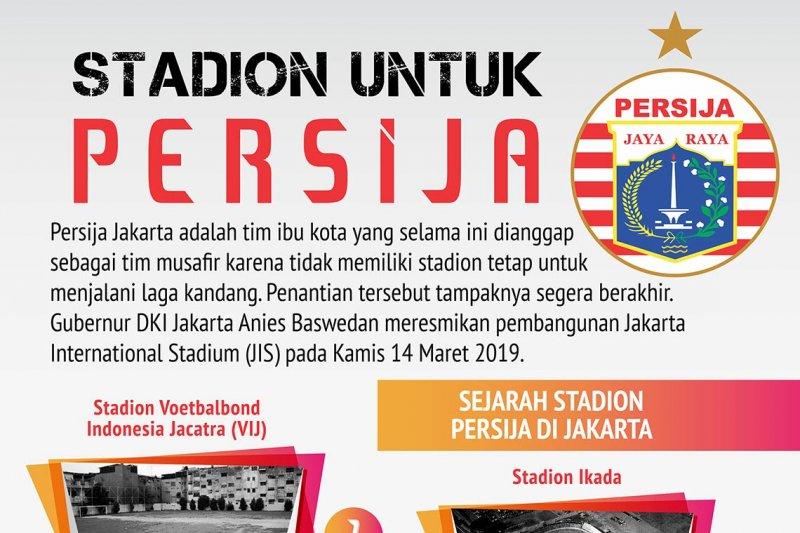 Stadion Untuk Persija